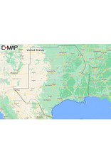 C-map REVEAL™ US Lakes South Central Inland Chart