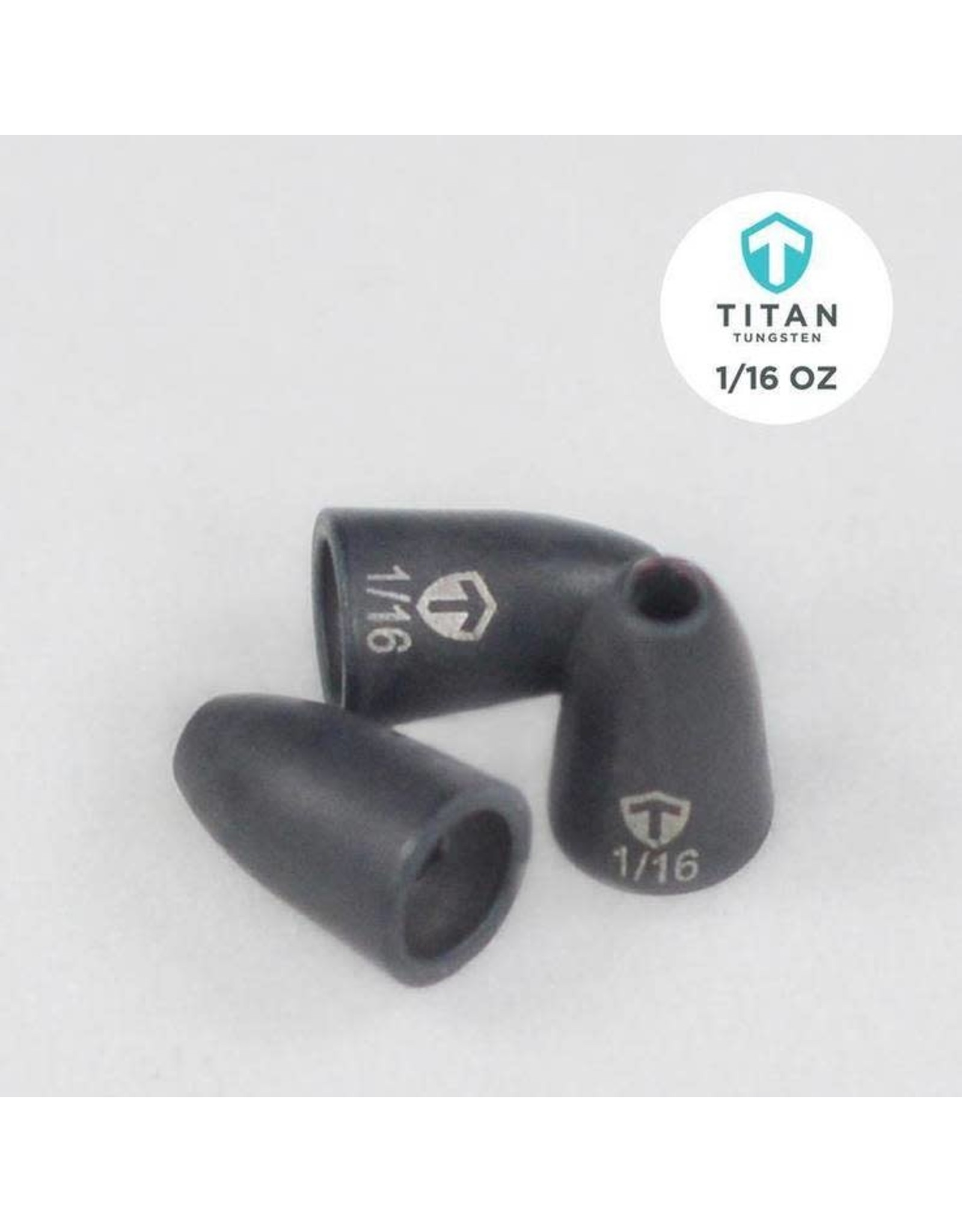 Titan Tungsten Titan Tungsten Worm Weights