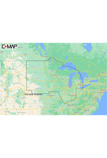 C-map REVEAL™ US Lakes North Central  Inland Chart