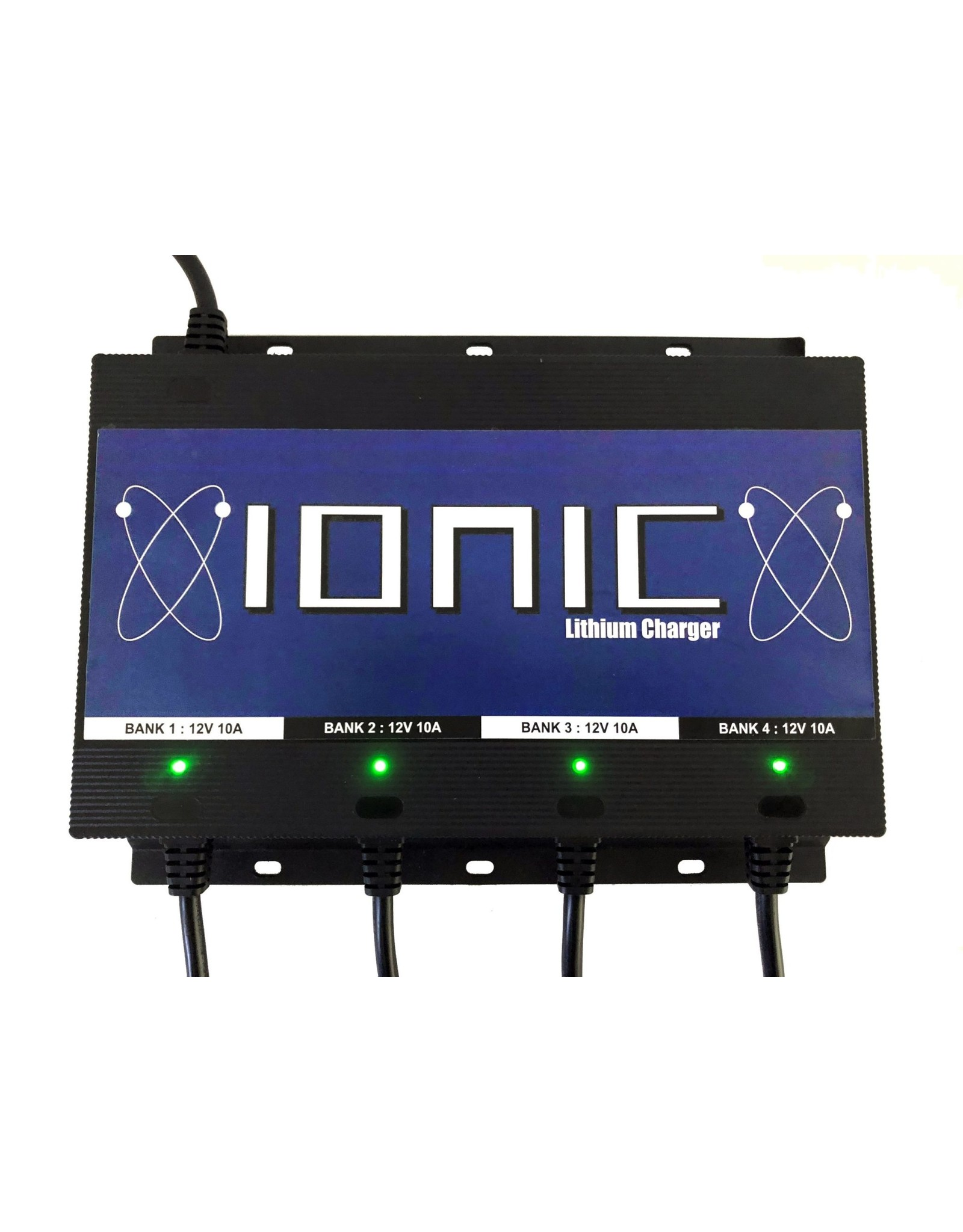 Ionic Ionic 4 Bank Charger 12V 10A