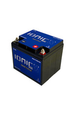 Ionic Ionic 12 Volt 50Ah Deep Cycle Lithium Battery
