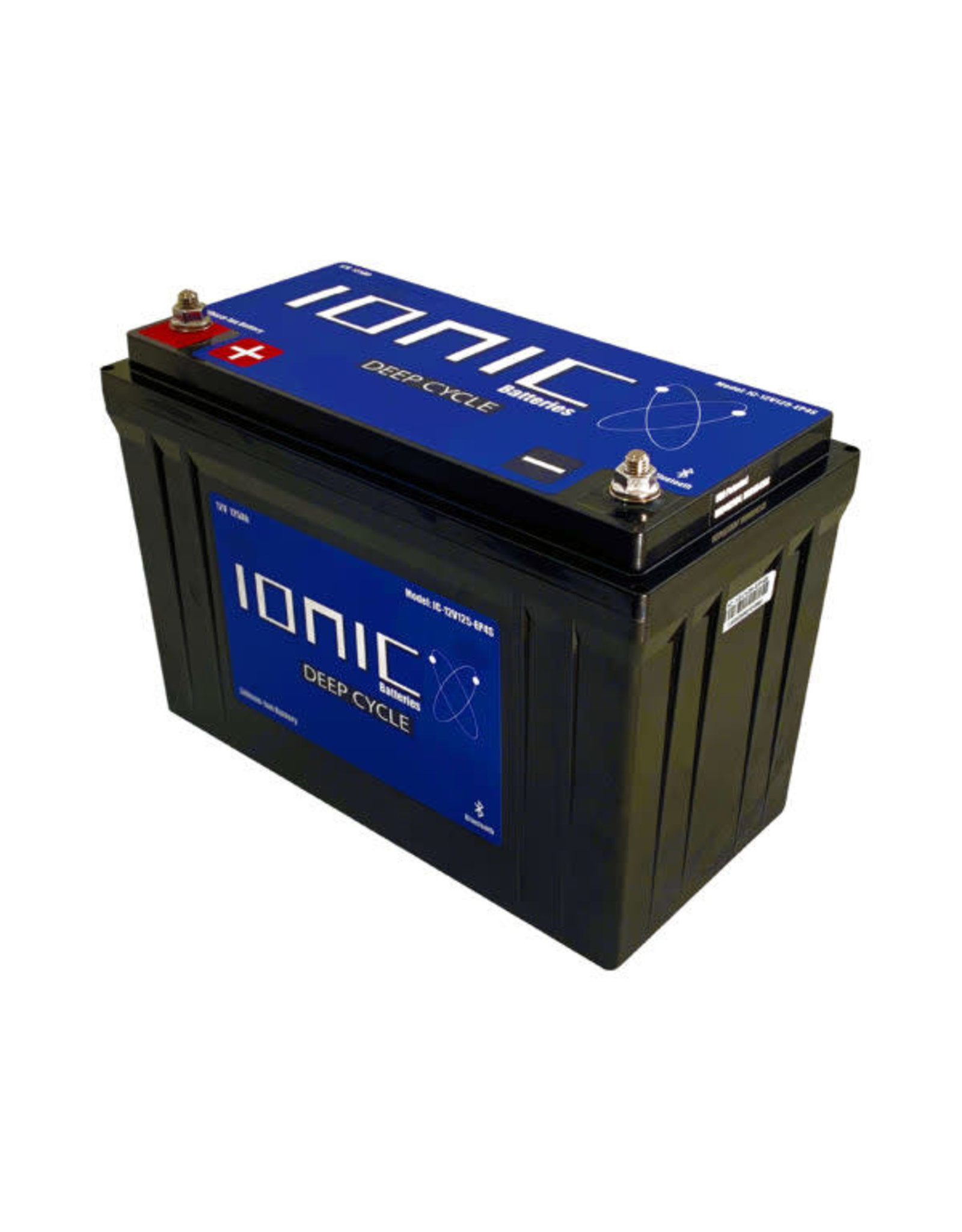 Ionic Ionic 12 Volt 100Ah Deep Cycle Lithium Battery