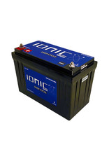 Ionic Ionic 12 Volt 125Ah Deep Cycle Lithium Battery