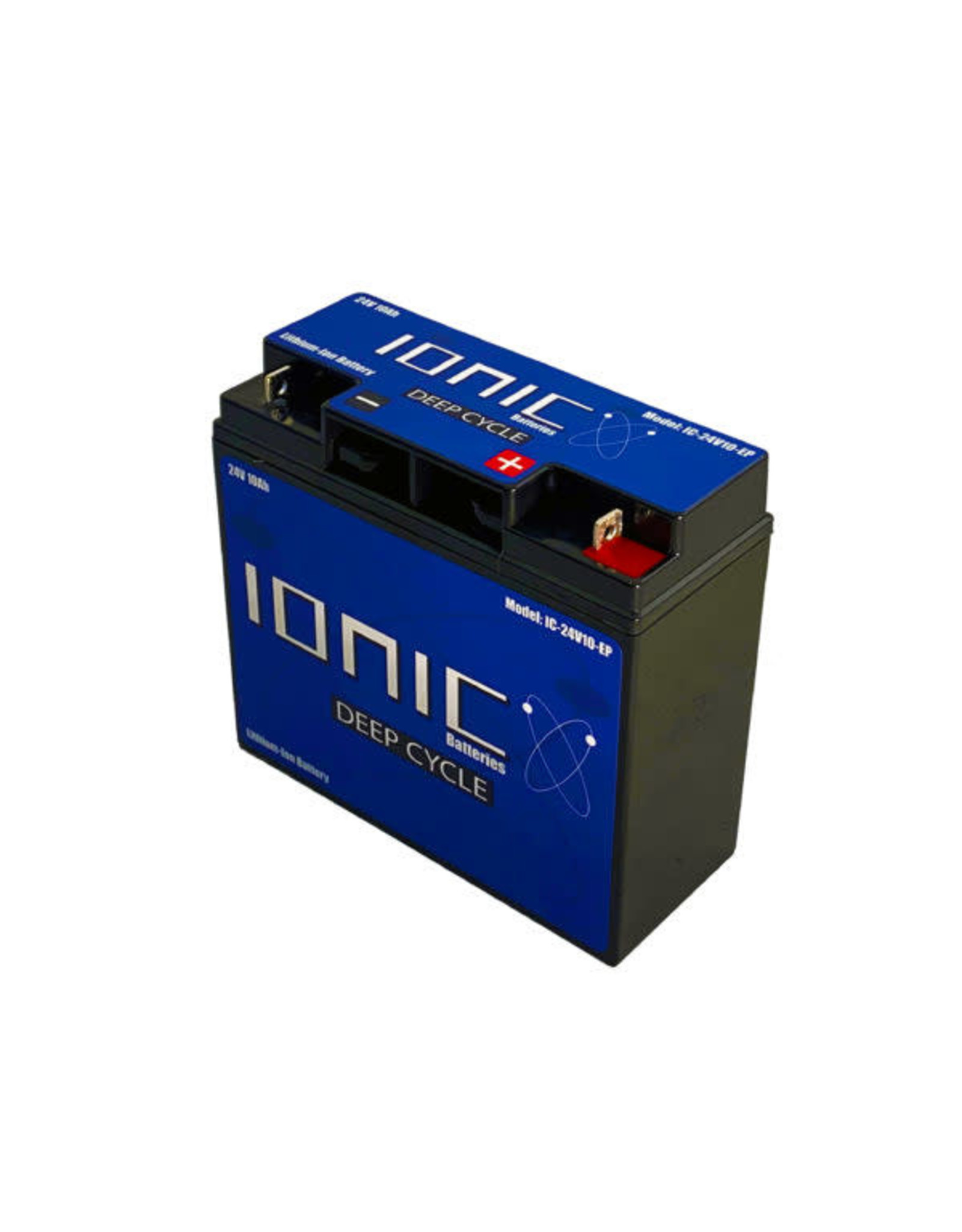 Ionic Ionic 24 Volt 10Ah Deep Cycle Lithium Battery