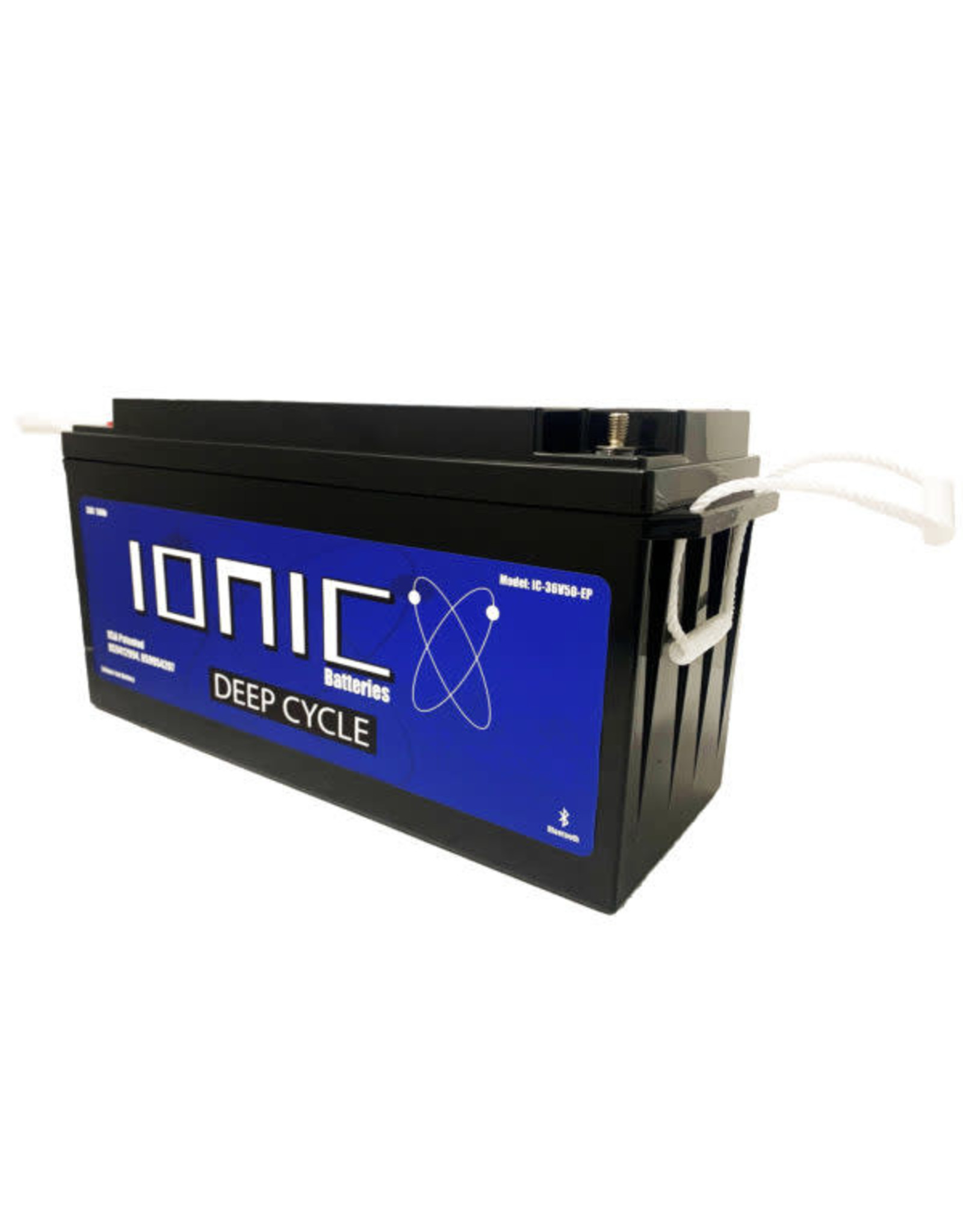 Ionic Ionic 36 Volt 50Ah Deep Cycle Lithium Battery