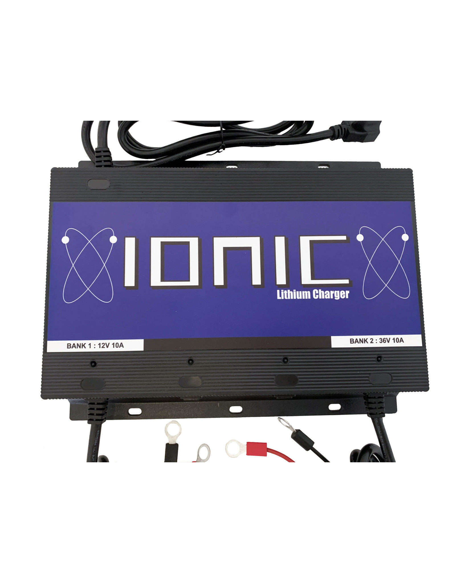 Ionic Ionic 2 Bank Charger 36V 10A/12V10A