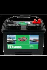Interstate Interstate Cranking Battery - 27M-XHD