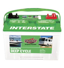Interstate Interstate Deep Cycle Battery - SRM 27