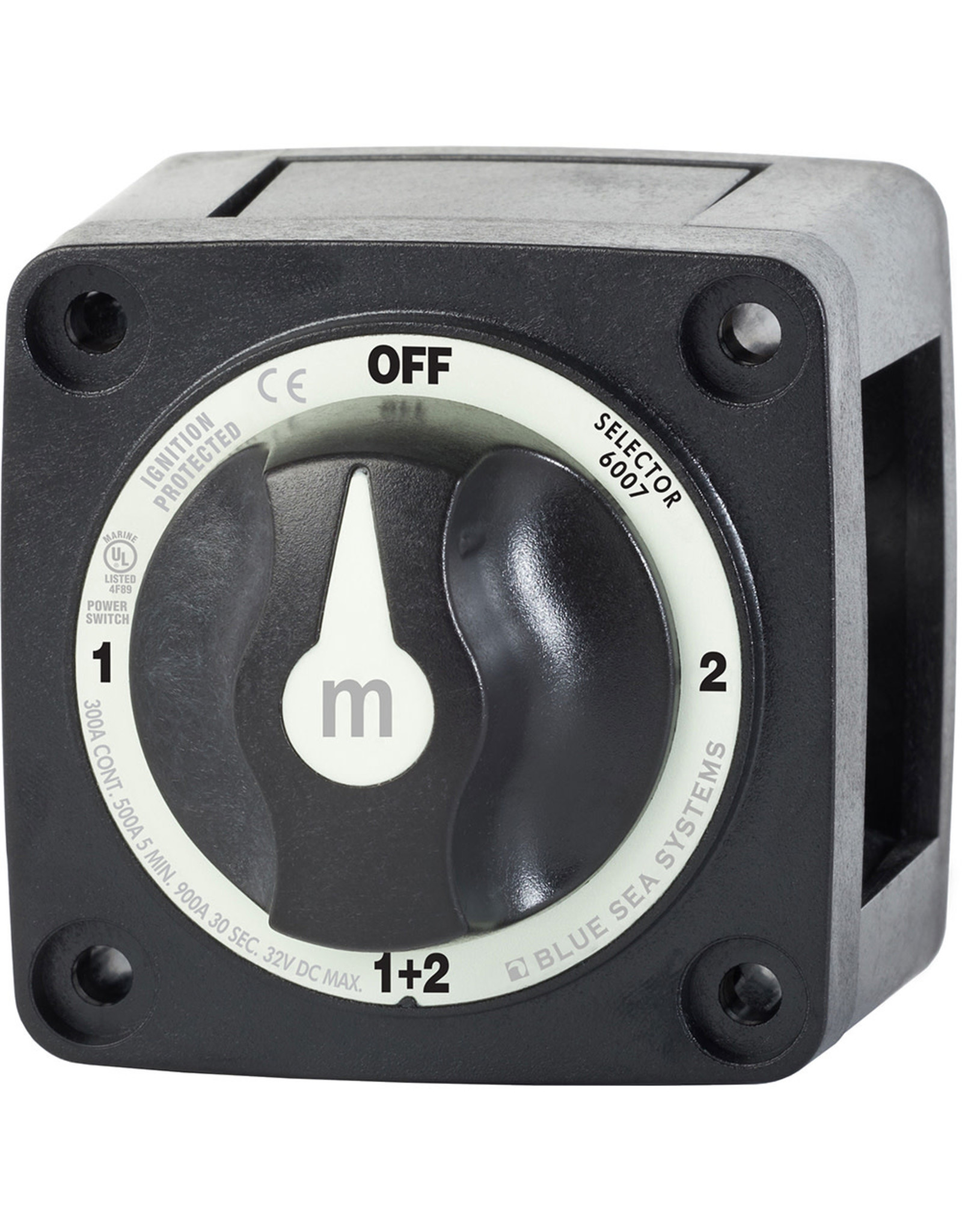 Blue Sea Battery Switch Selector