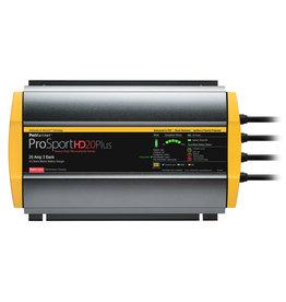 ProMariner ProSportHD 20 Plus Gen 4 - 20 Amp - 3 Bank Battery Charger