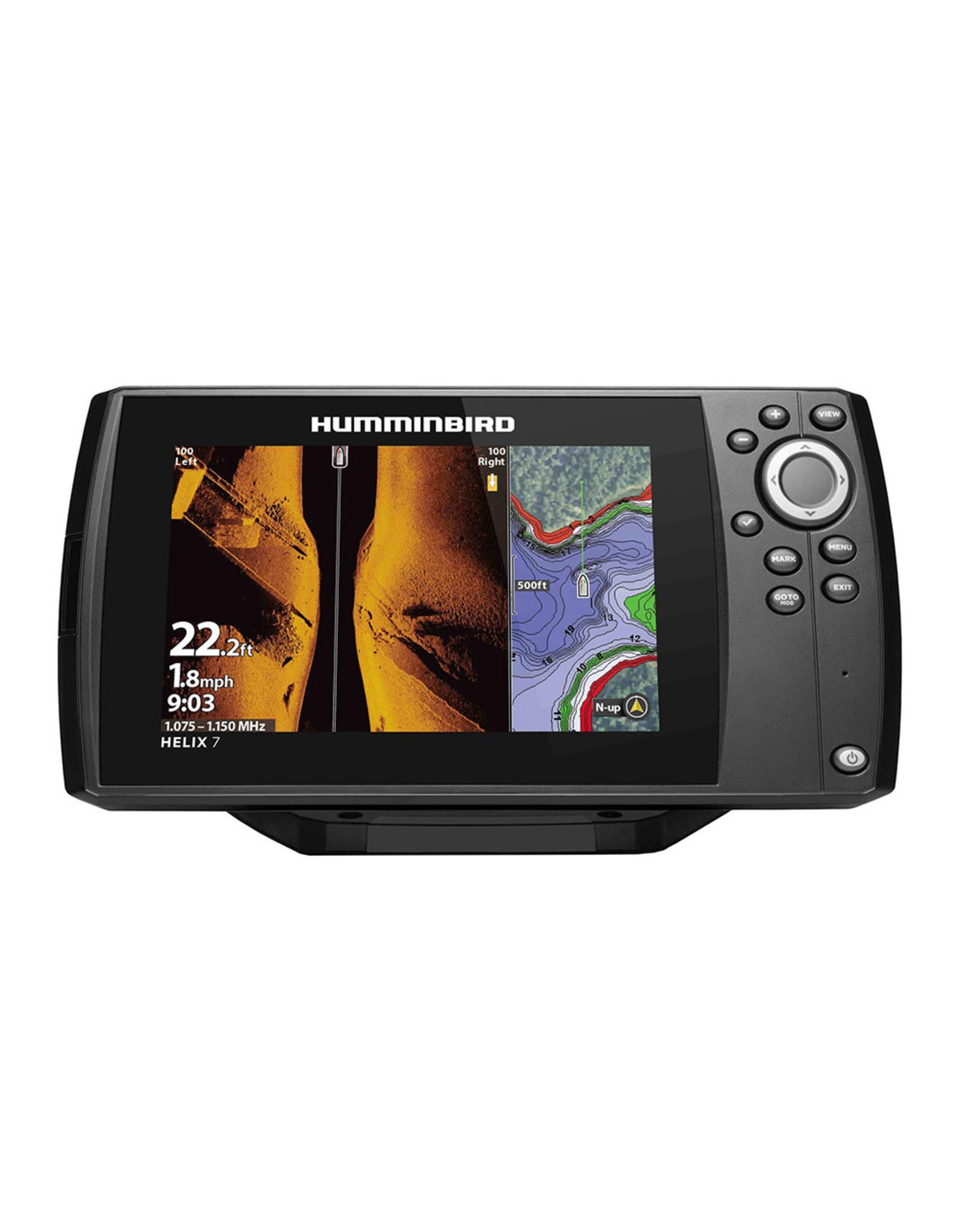Humminbird HELIX 7 CHIRP MEGA SI GPS G4