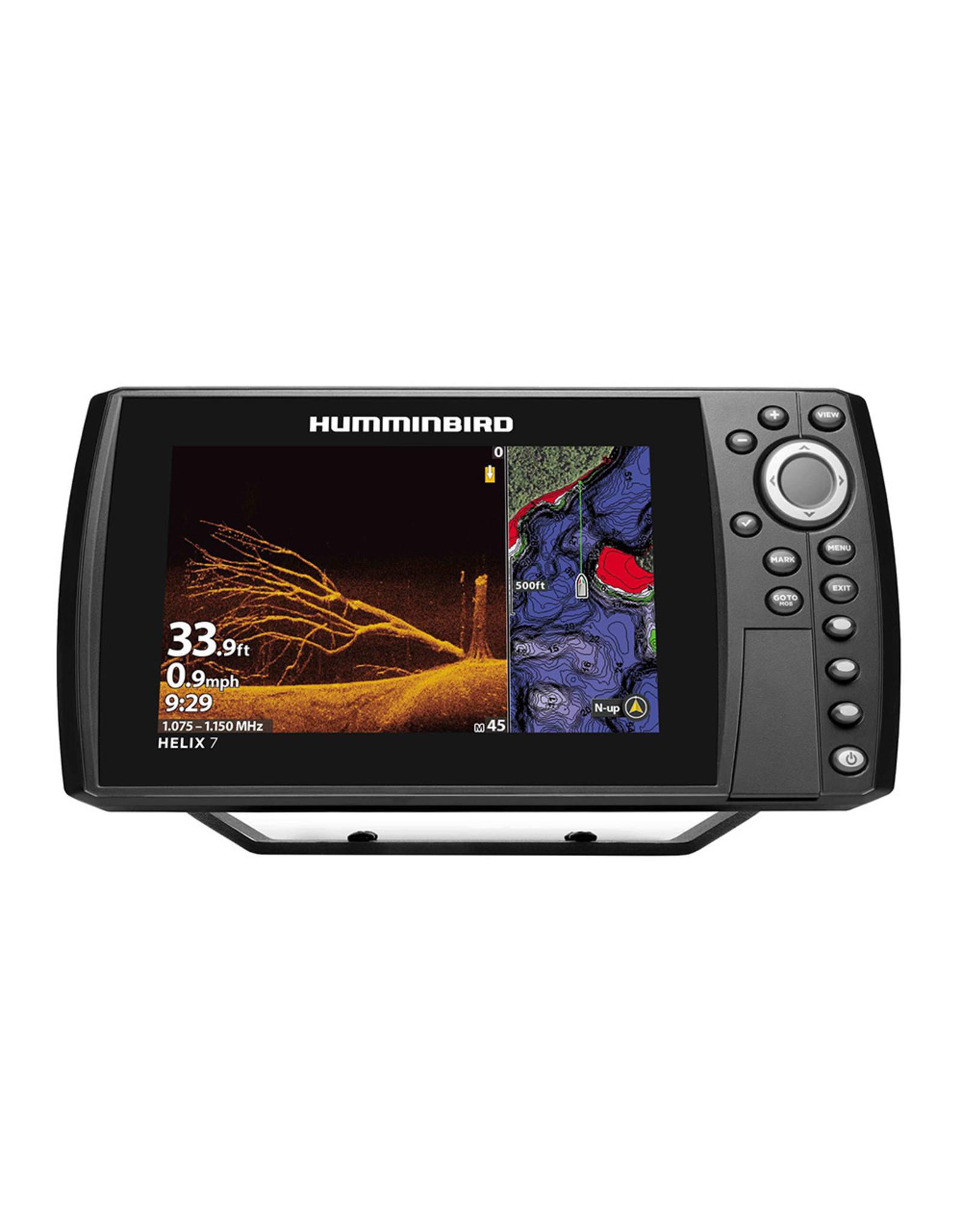 Humminbird HELIX 7 CHIRP MEGA DI GPS G4N CHO