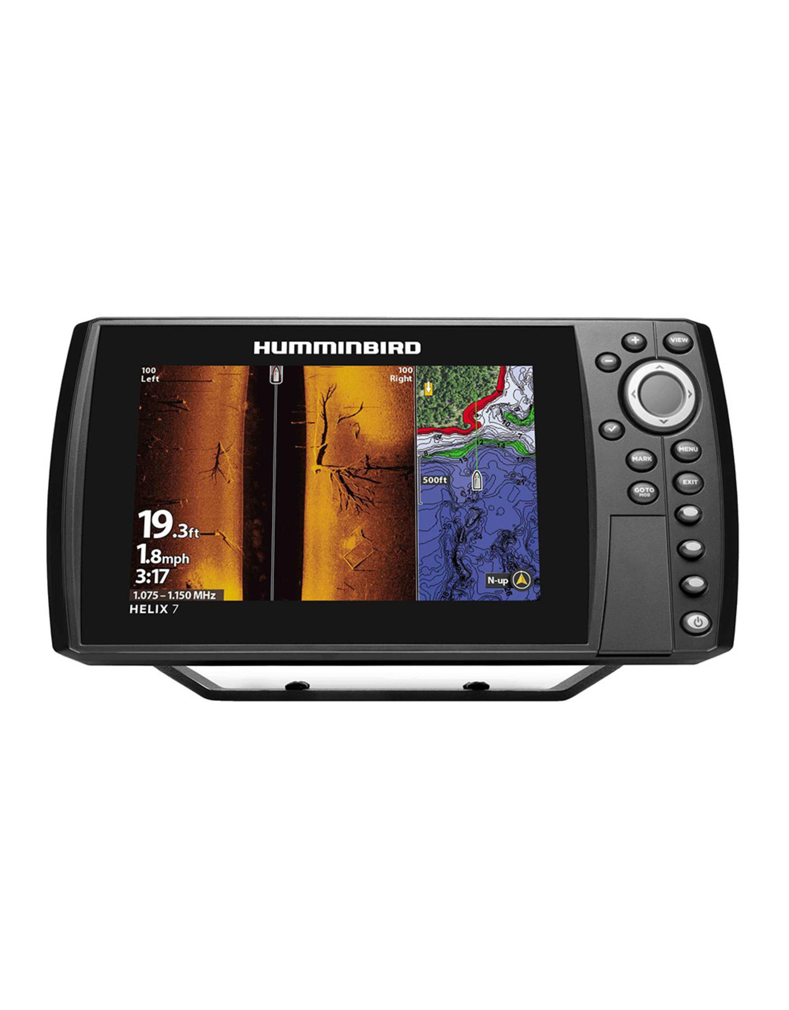 Humminbird HELIX 7 CHIRP MEGA SI GPS G4N
