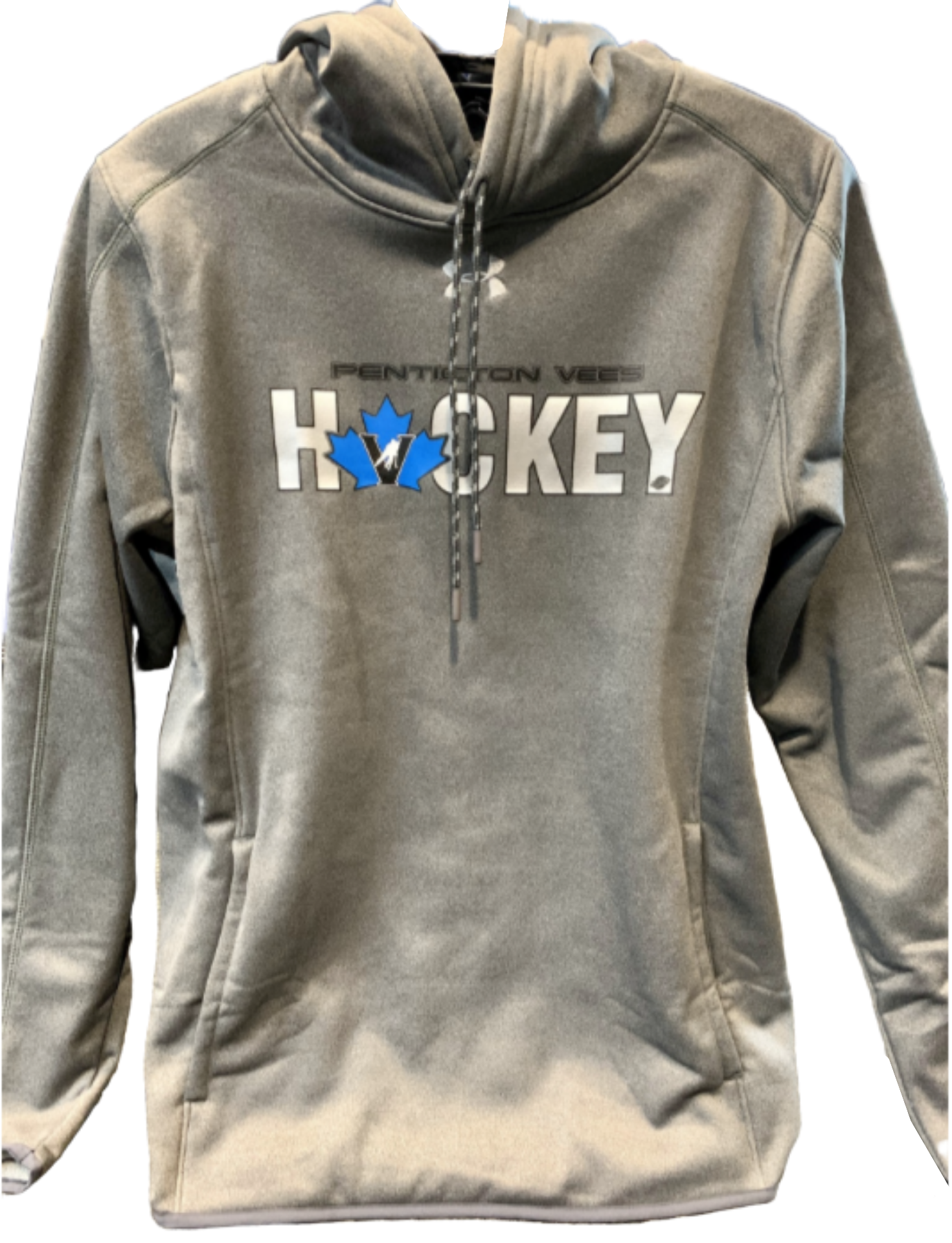 Under Armour Vees Under Armour Hoodie-Grey
