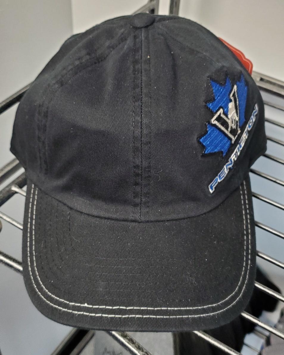 American Needle Vees Big Dog adjustable ball cap black