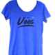 Levelwear Penticton Vees Ladies Daily scoop neck T shirt