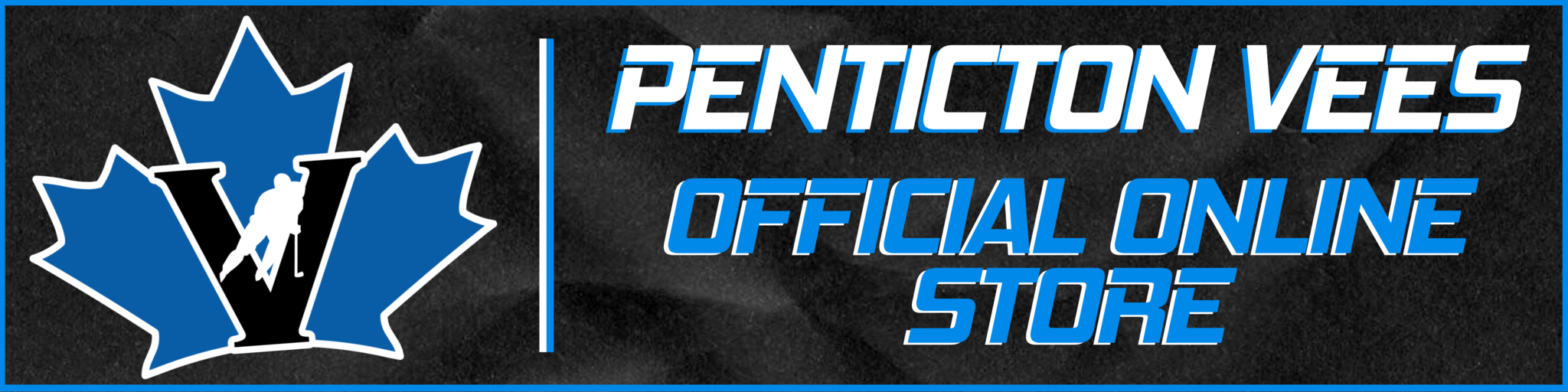 Penticton Vees Store Is Now Online!!