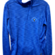 Levelwear Ladies 1/4 Zip Pullover Blue