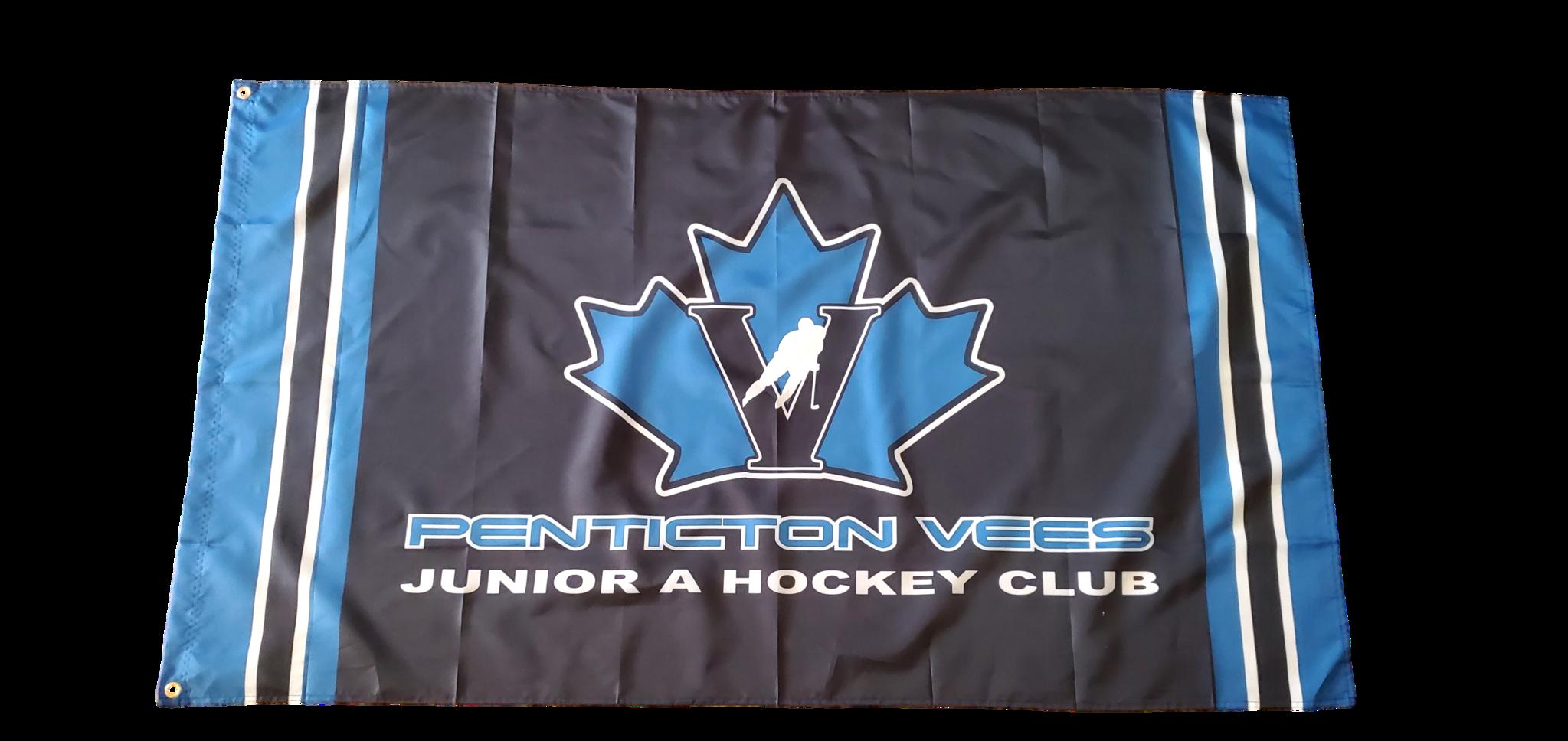 Penticton Vees Flag