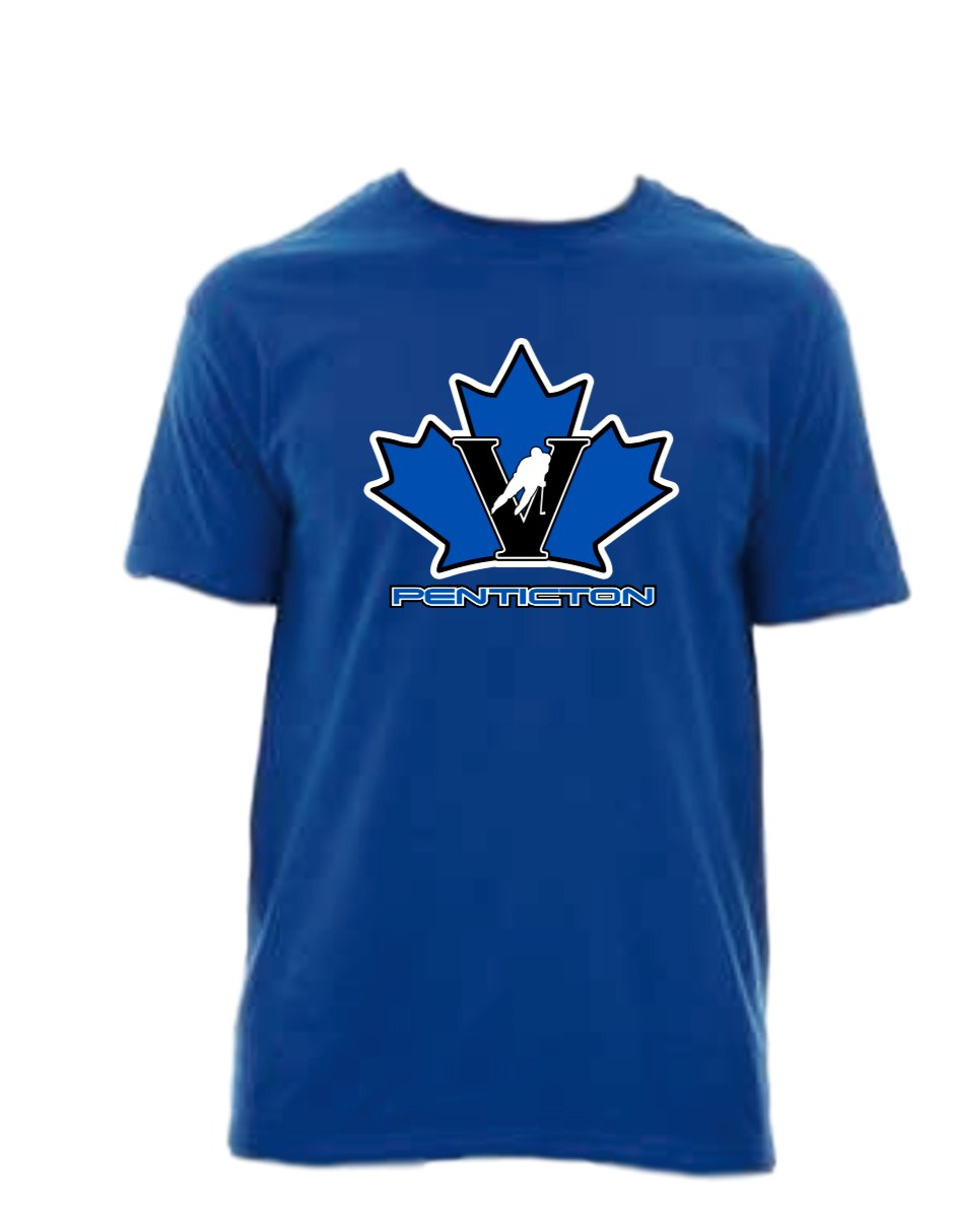 M&O Customized Vees Team T shirt Youth