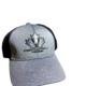 AJM Penticton Vees Ball Hat All Grey