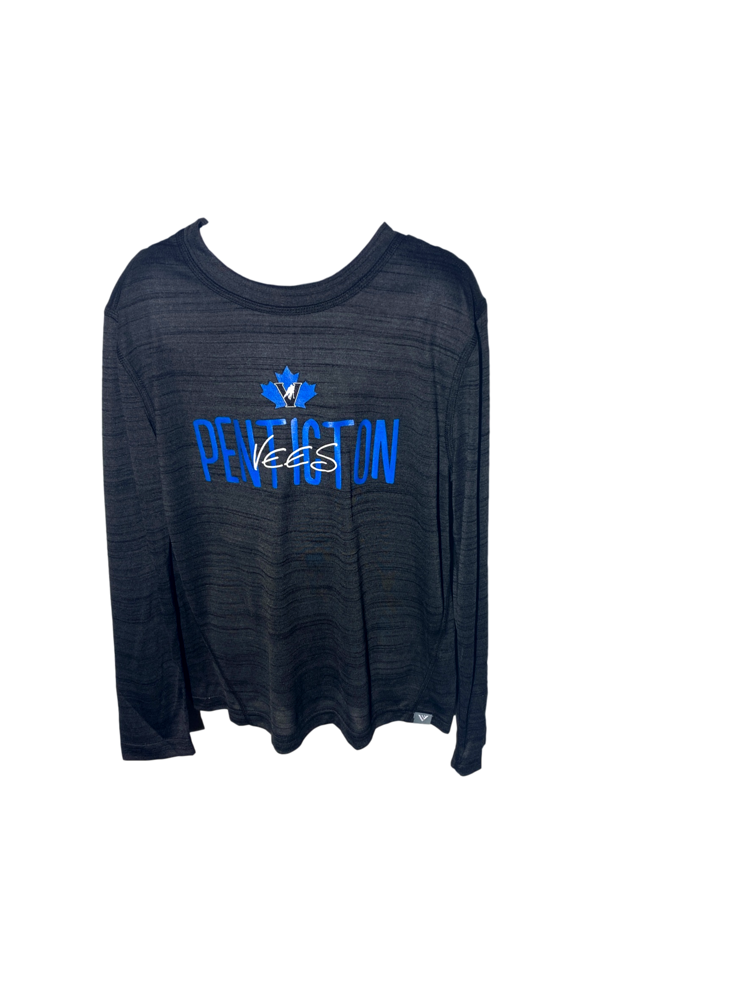 Levelwear Penticton Vees Youth Long Sleeve Technical shirt