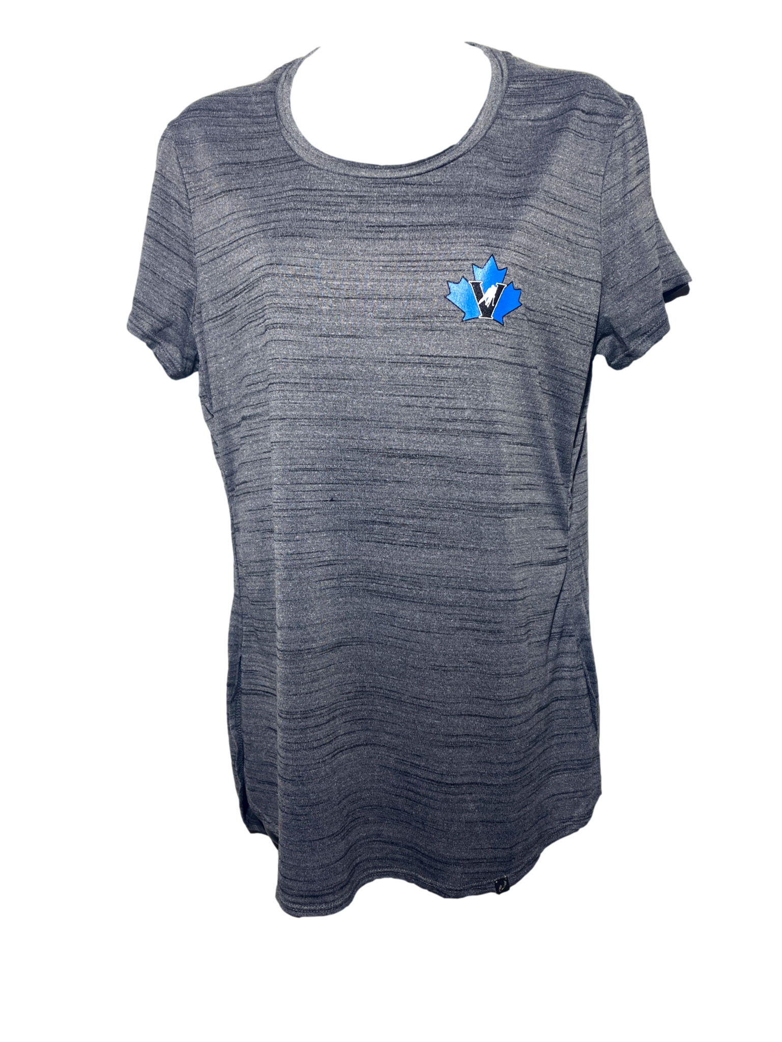 Levelwear Penticton Vees Ladies Tech shirt - Anchor