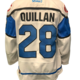 Bauer Quillan Game Worn Jersey -team signed - Copy