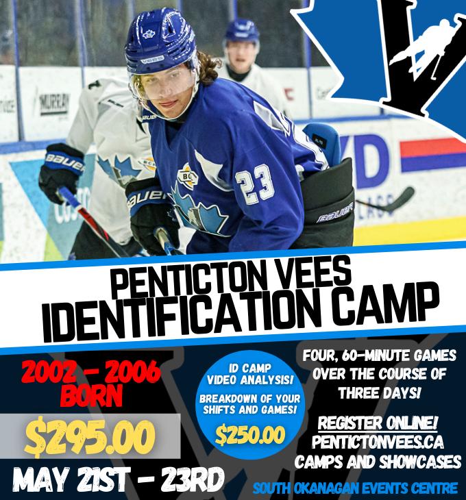 Penticton Vees Identification Camp 2021
