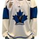 Bauer Penticton Vees White Bauer Jersey with Crest