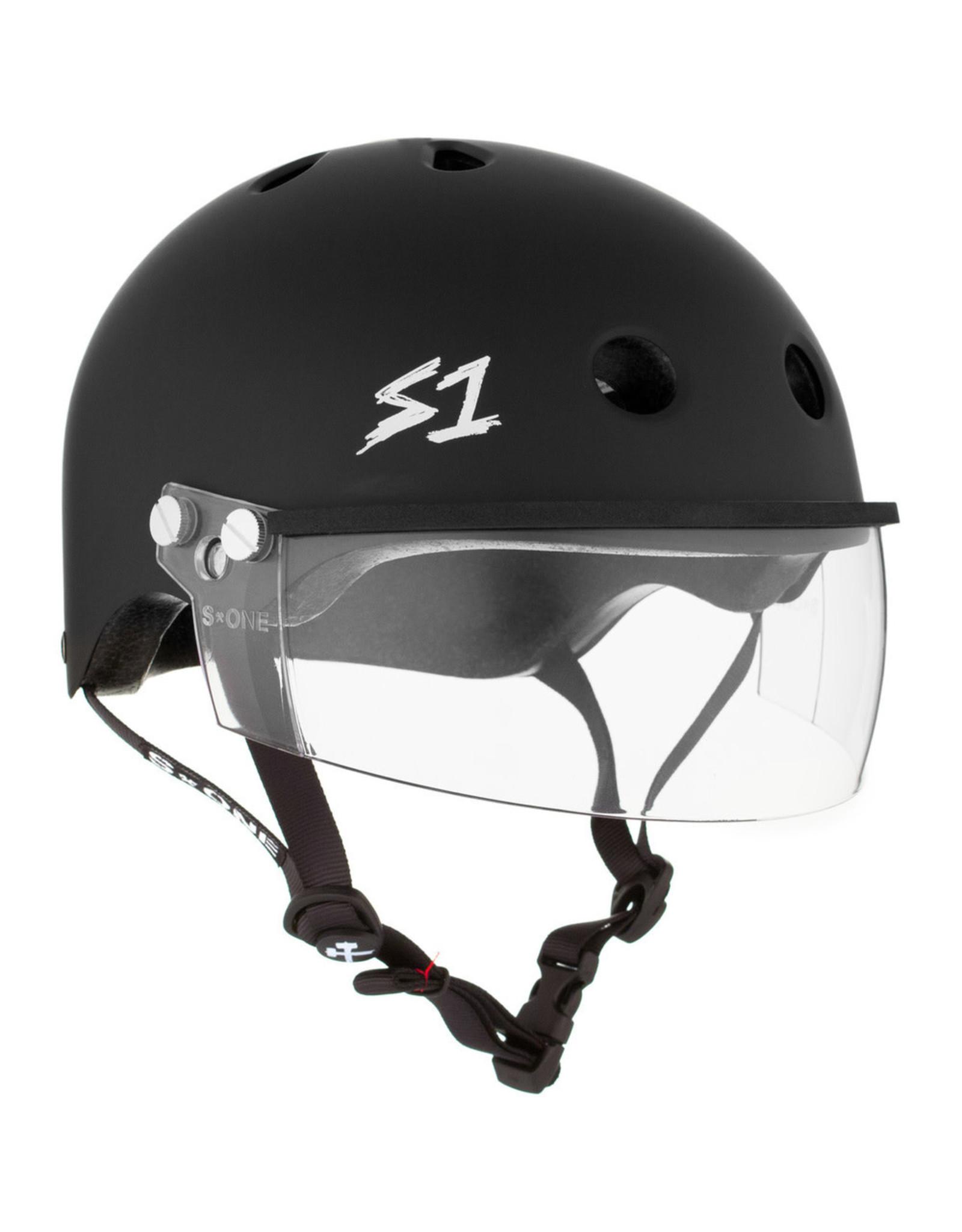 S-One S1 Lifer Visor Helmet Gen 2