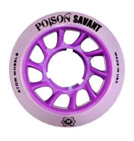 Atom Quad Poison Savant 84a 4pk 59mm