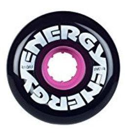 Radar Wheels Energy Outdoor 65mm 4 pk