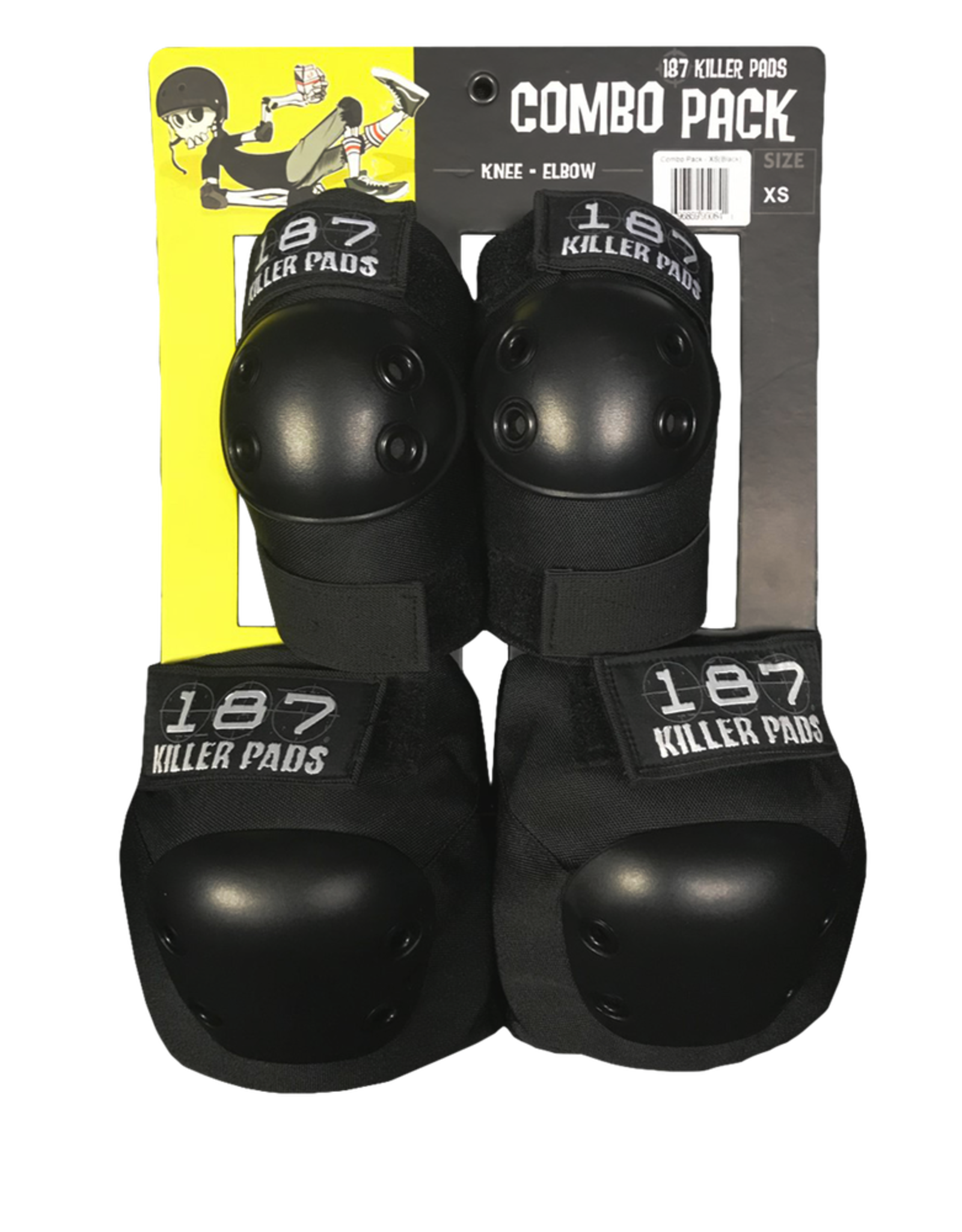 187 Killer Pads 187 Combo Pack