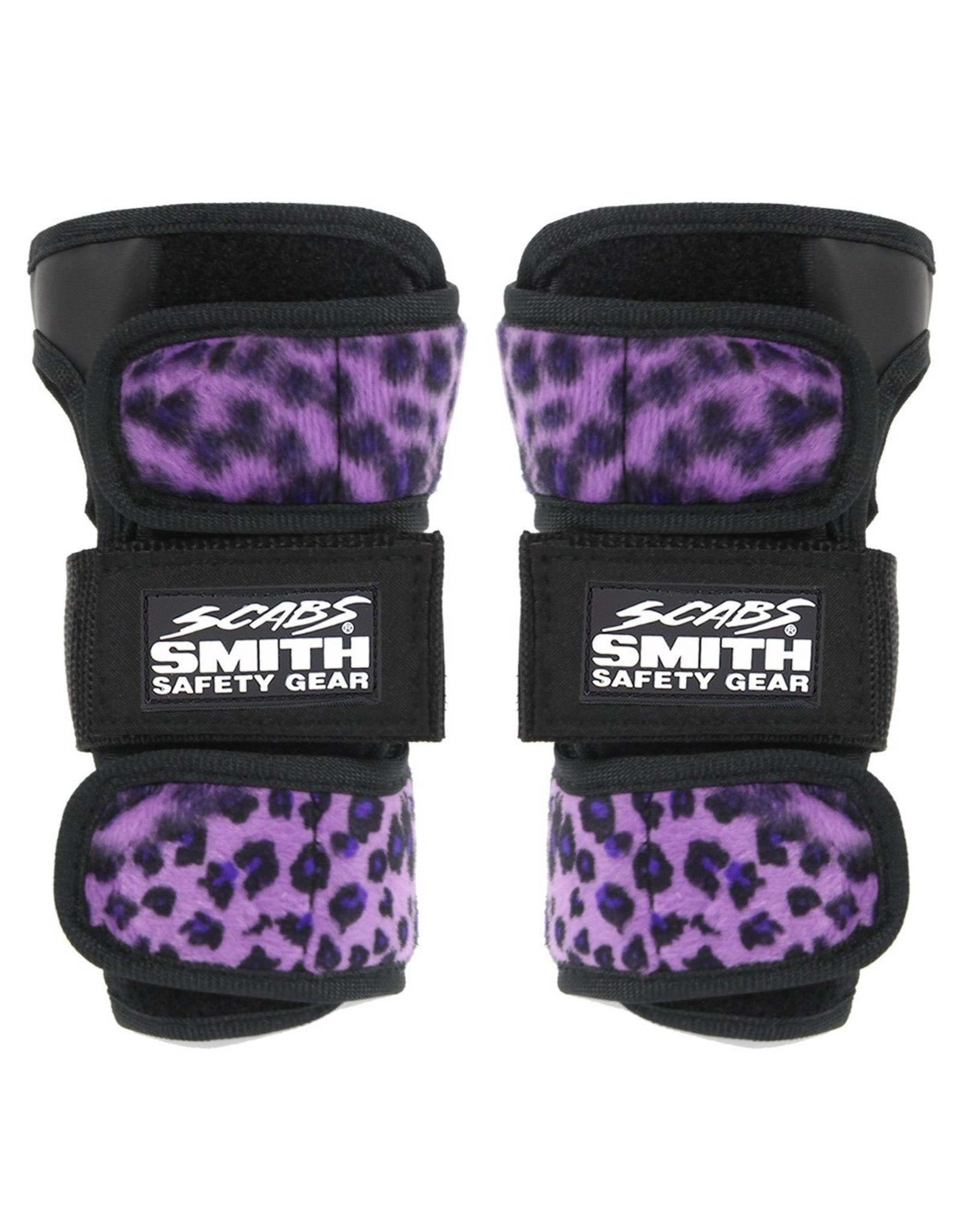 Smith Scabs Leopard Wrist Guards