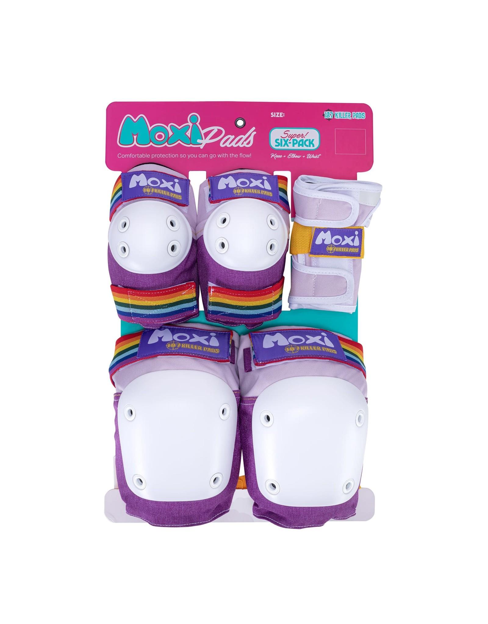 Moxi Skates Moxi Pads 6 Pack