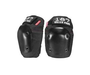 187 Killer Pads 187 Fly Knee Pads, Black