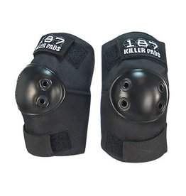 187 Killer Pads 187 Elbow Pads, Black