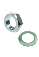 Toe Stop Nuts & Washers (pair)