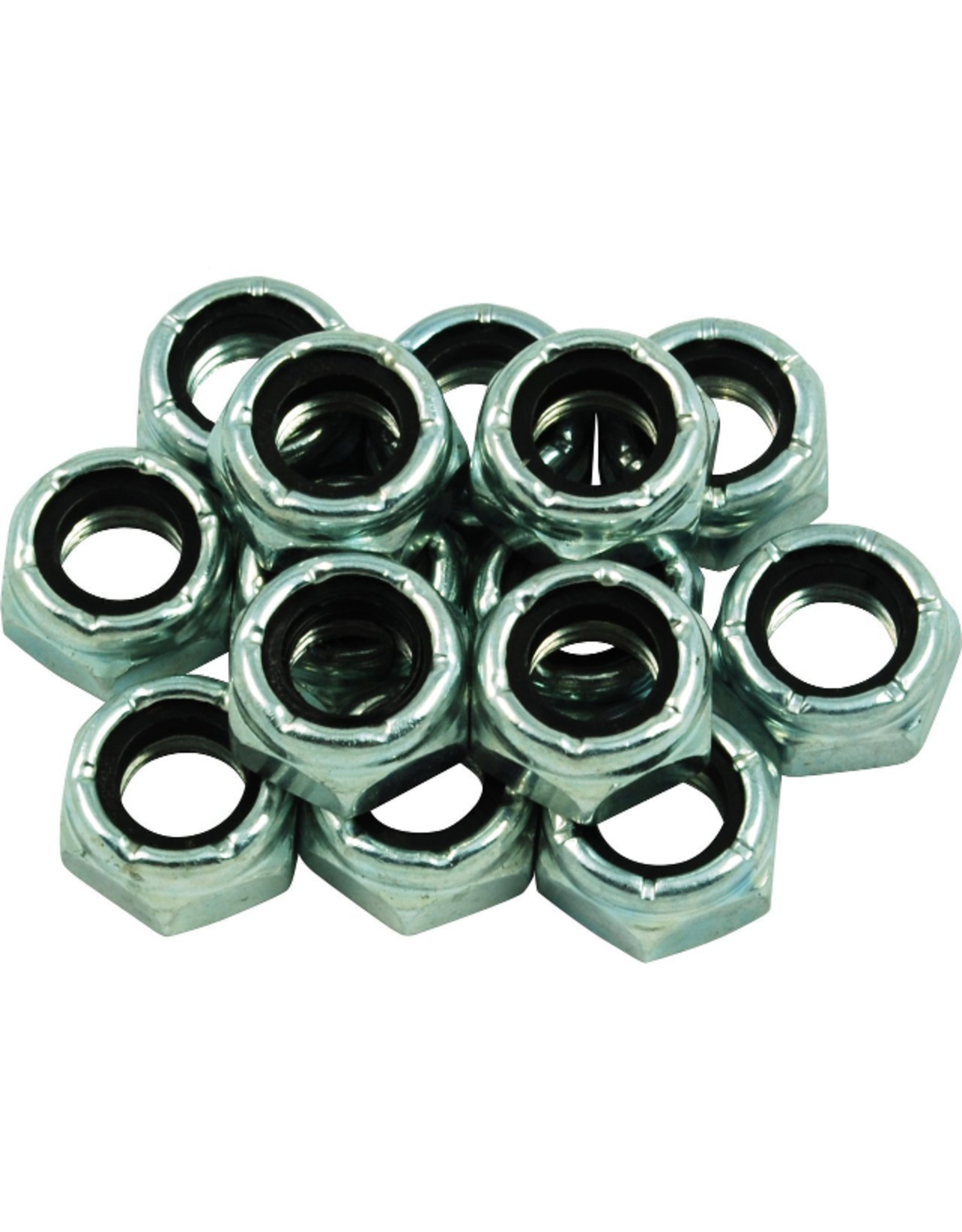 Sure Grip 8mm Nylock Wheel Nuts bag of 8