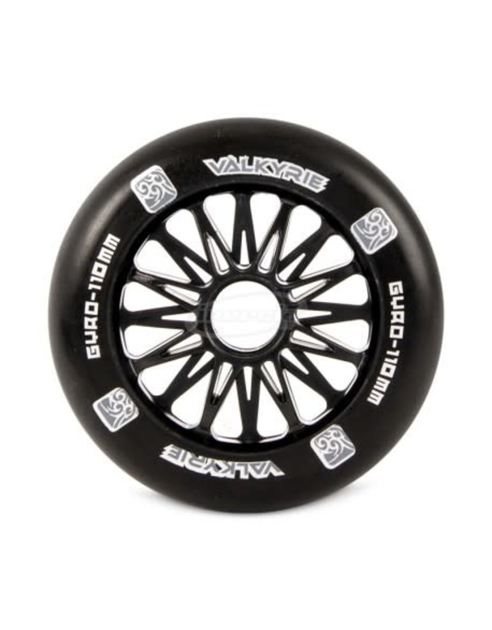 Valkrie Gyro 110mm 85a wheels (4pk)
