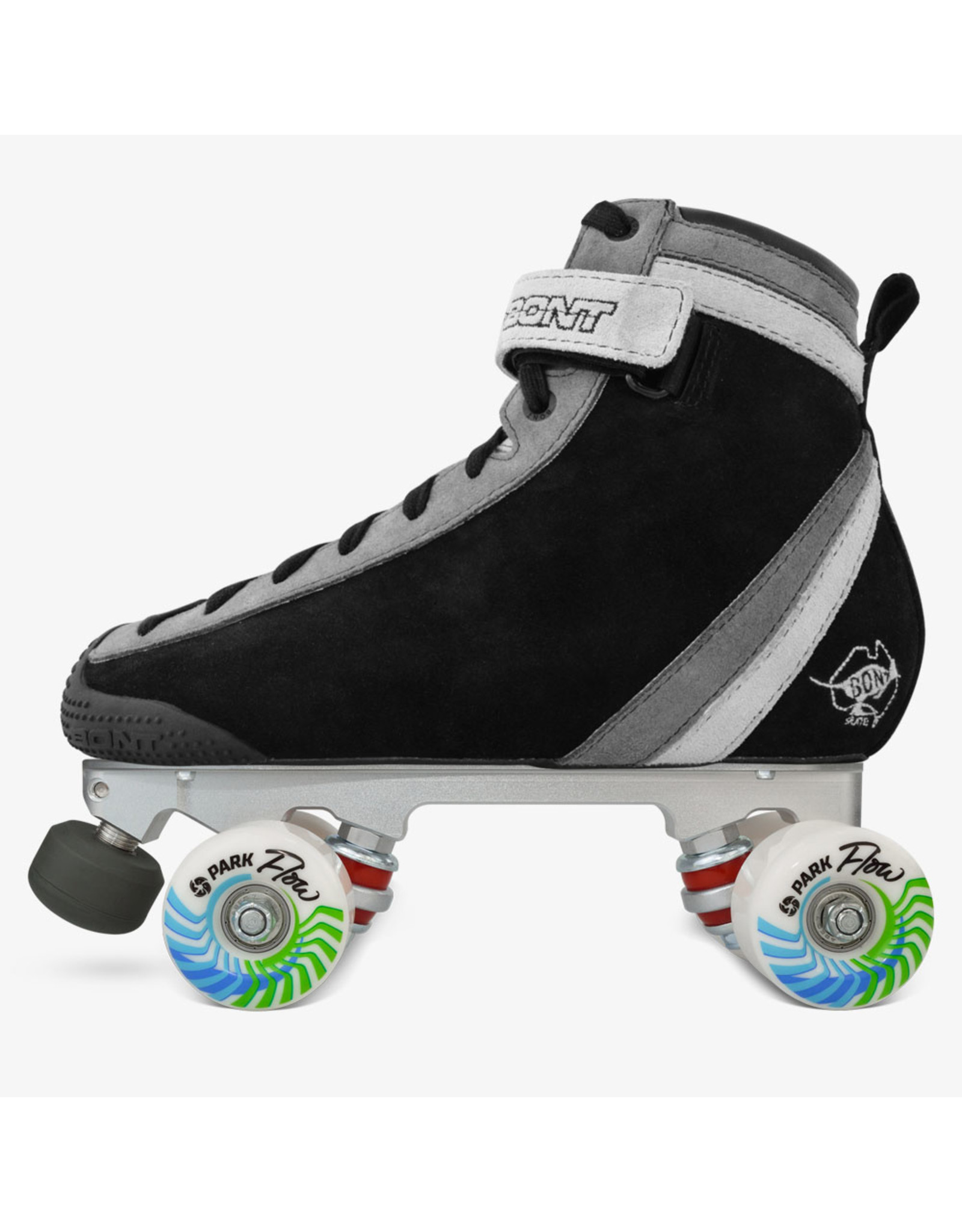 Bont Bont Parkstar Tracer with Flow wheels