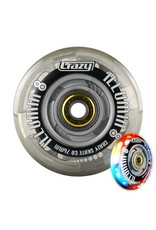 Crazy Skates Illumin8 Inline Wheels (single)