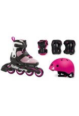 Rollerblade Rollerblade Cube Combo - Skates, pads and helmet