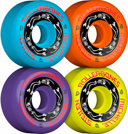 Moxi Skates Estro Jen's wheels (4 pack) 57mm