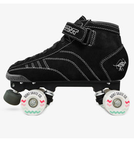 Bont Bont Prostar Suede Prodigy Glide Wheels - Black