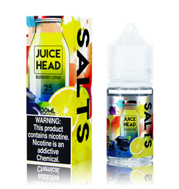 Juice Head Blueberry Lemon Salts By Juice Head