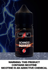 Aftershock Schnoz-Berries Salts By Aftershock