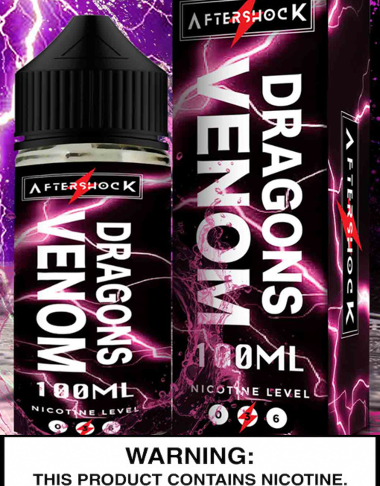Aftershock Dragons Venom By Aftershock