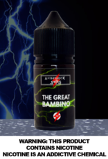Aftershock Great Bambino Salts By Aftershock